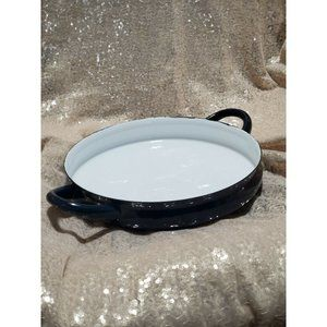 Dansk MCM Kobenstyle Small Blue Paella Pan Made In